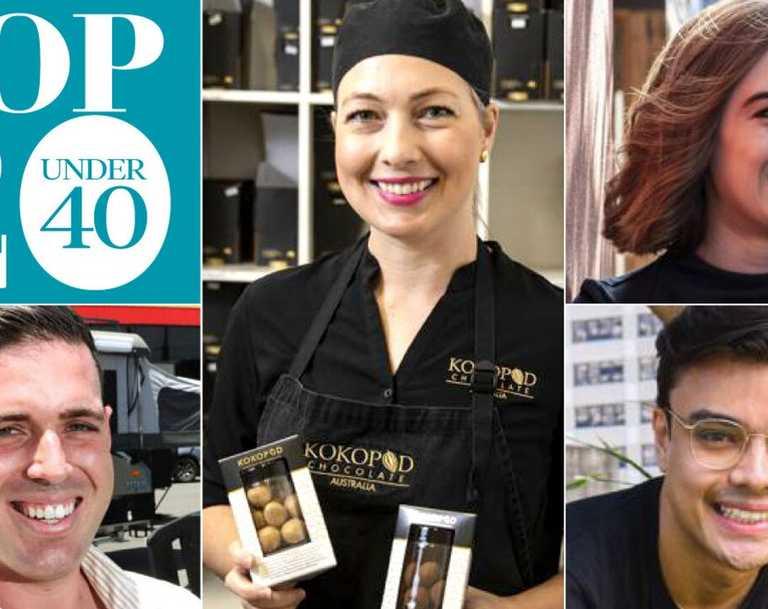 Queensland Business Monthly's Top 20 Under 40