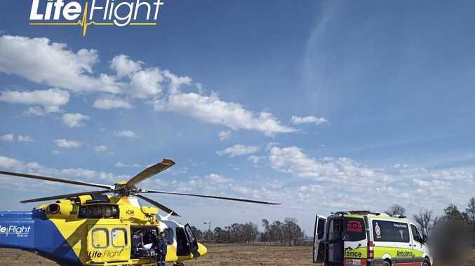 UPDATE: Lifeflight airlifts Maranoa bull attack victim