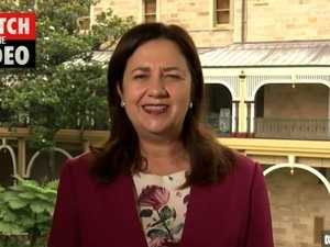 QLD Premier officially announces border will open to Victoria (ABC)