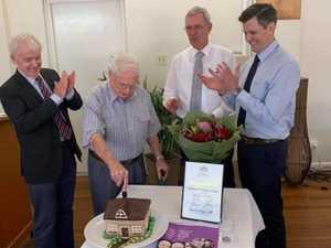 Clarence Village celebrates golden anniversary