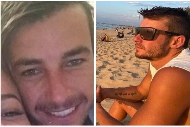 Cam Smith was stabbed to death in Seaford on Wednesday night. Source:Supplied