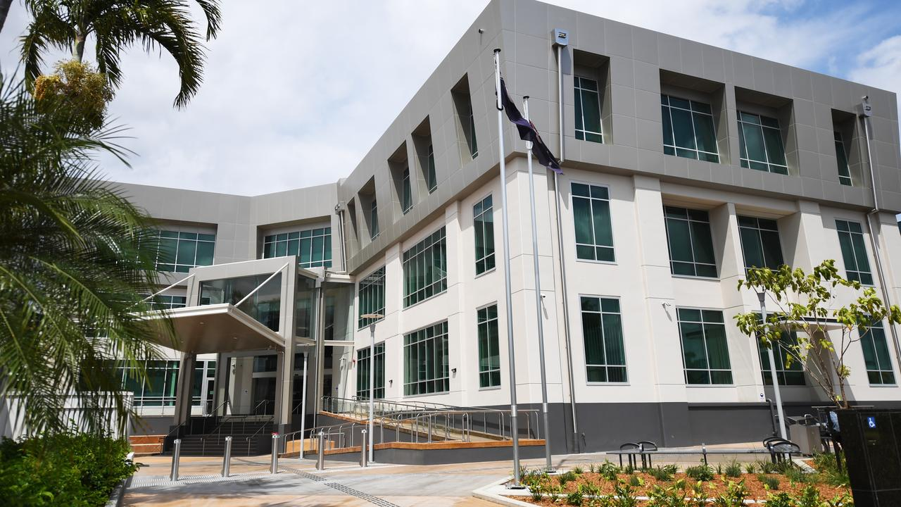 Rockhampton Courthouse.