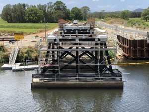 Briner Bridge upgrade nearing completion