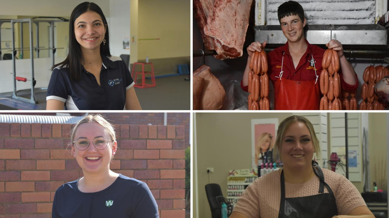 VOTE NOW: Cast your vote for your favourite finalists in best young worker under 25 poll in Dalby. Picture: Sam Turner