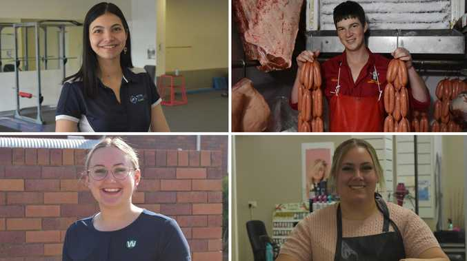FINALISTS: Vote for Dalby's best young worker under 25 for 2020