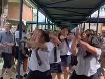 Ipswich State High TikTok goes viral