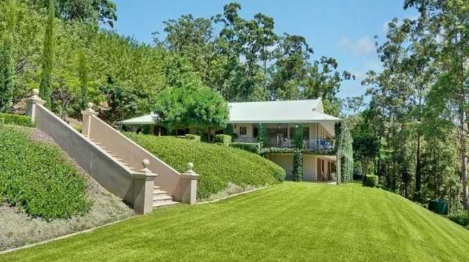 Under-siege war hero puts Qld mansion on market