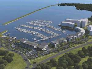 REVEALED: Surprising list of measures for new marina