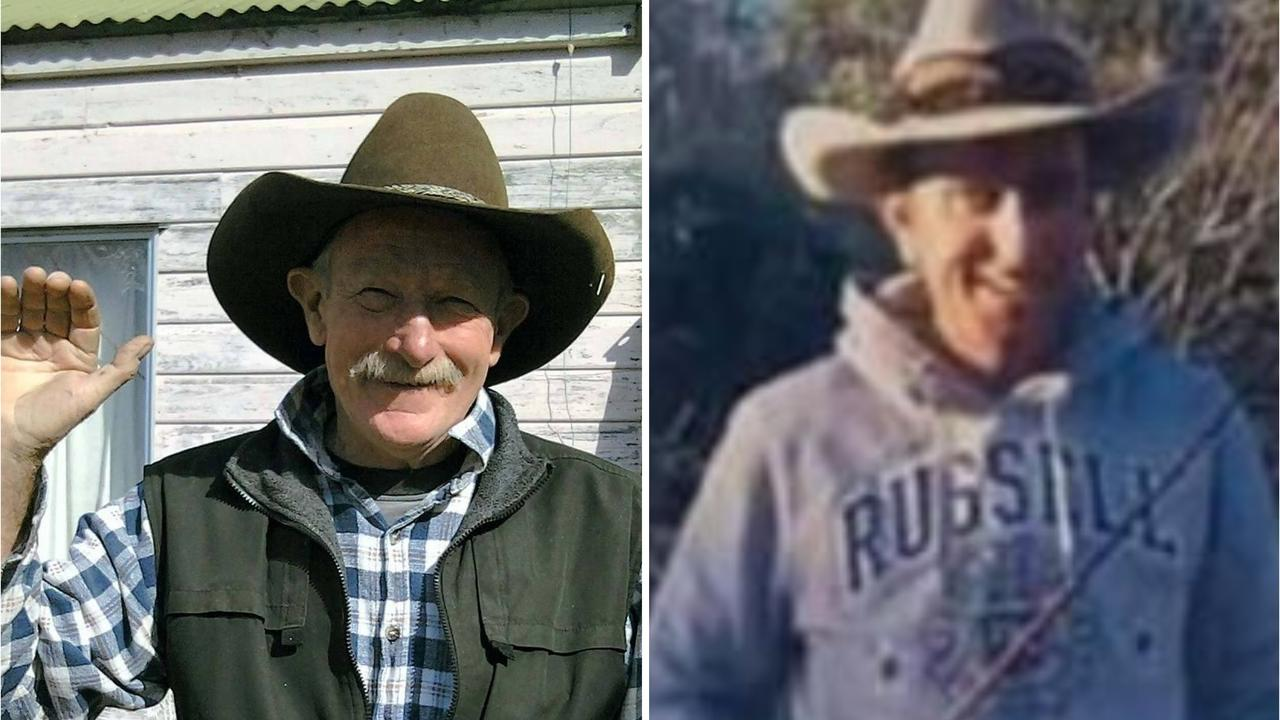 Fishing buddies Tim March (left) and Jarrath Hillyer (right) went missing in December last year.