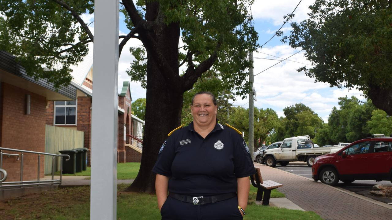 WE NEED TO WORK TOGETHER: Chinchilla Police Liaison Officer Robyn Jennings. Pic: Supplied