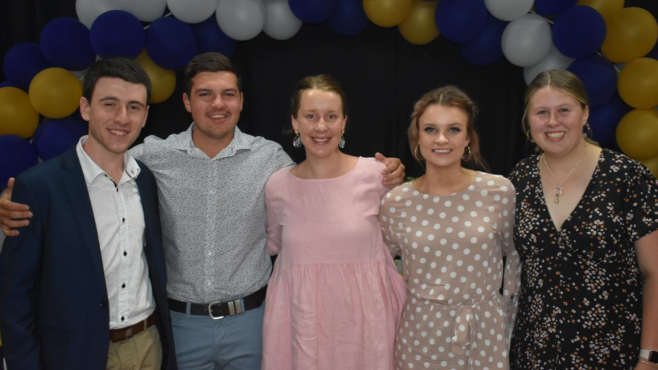 Roma State College Year 12 Graduation and Award ceremony.