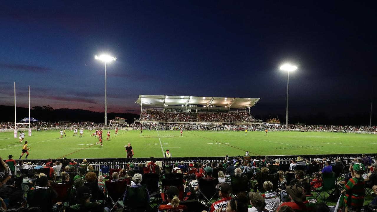 NRL to take six regular season games to regional NSW in 2021