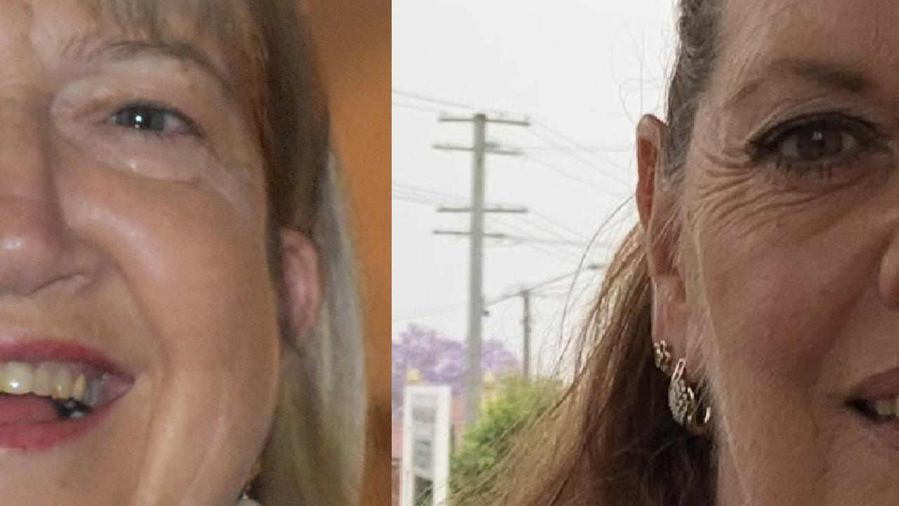 Former Gympie Regional Realty rental manager Debra Mason (right) has prevailed in her civil case against her former company, which was directed by Margaret Cochrane (left).