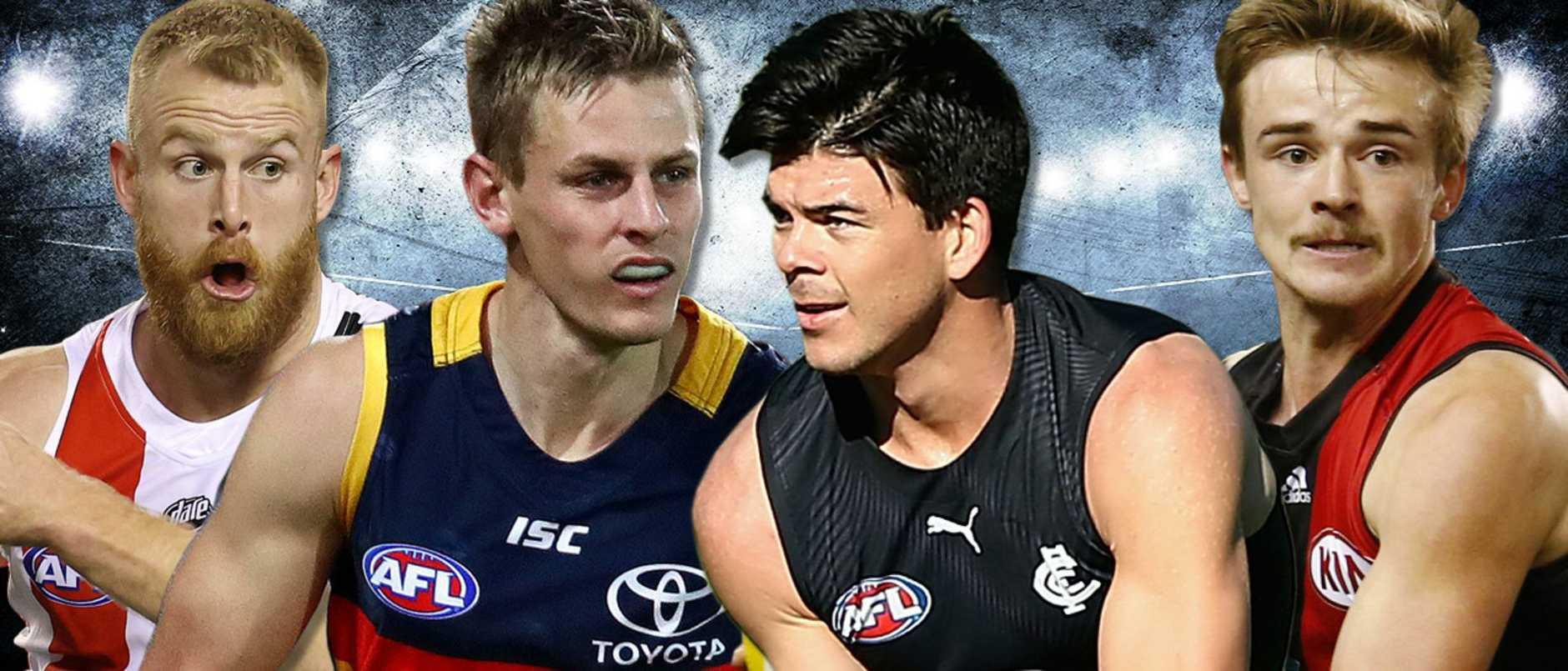 AFL list changes 2020: Every club's ins and outs after first list lodgement