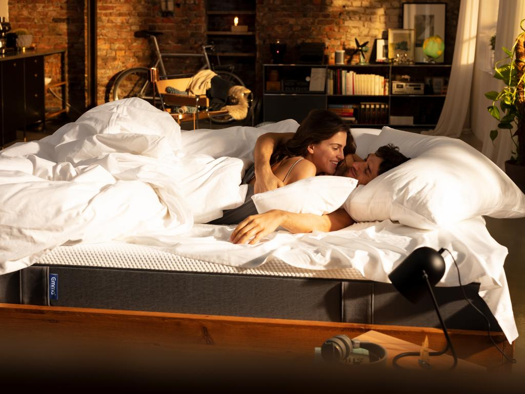 Save $150 on European bed-in-a-box giant Emma mattresses. Picture: Supplied