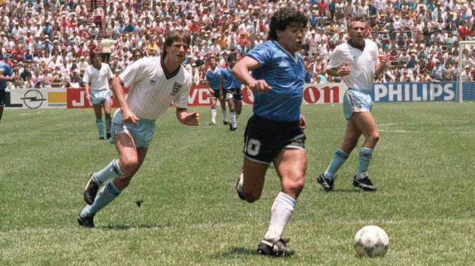 Maradona broke Aussie hearts but inspired a generation
