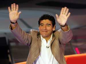 Soccer legend Maradona dead at 60