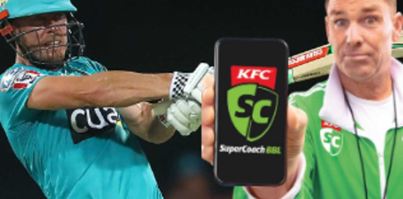 Shane Warne reveals his KFC SuperCoach BBL team for BBL10
