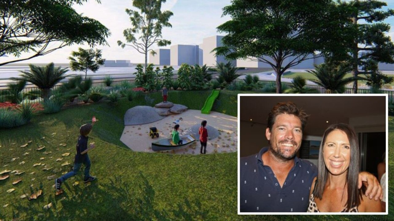 Andrew and Narelle Whatham plan to open a third Green Beginnings child care centre on the Sunshine Coast in the new Bokarina Beach development. Picture: OGE Architects and Erle Levey