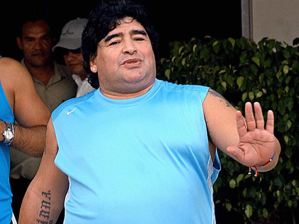 Diego Maradona was a flawed genius.