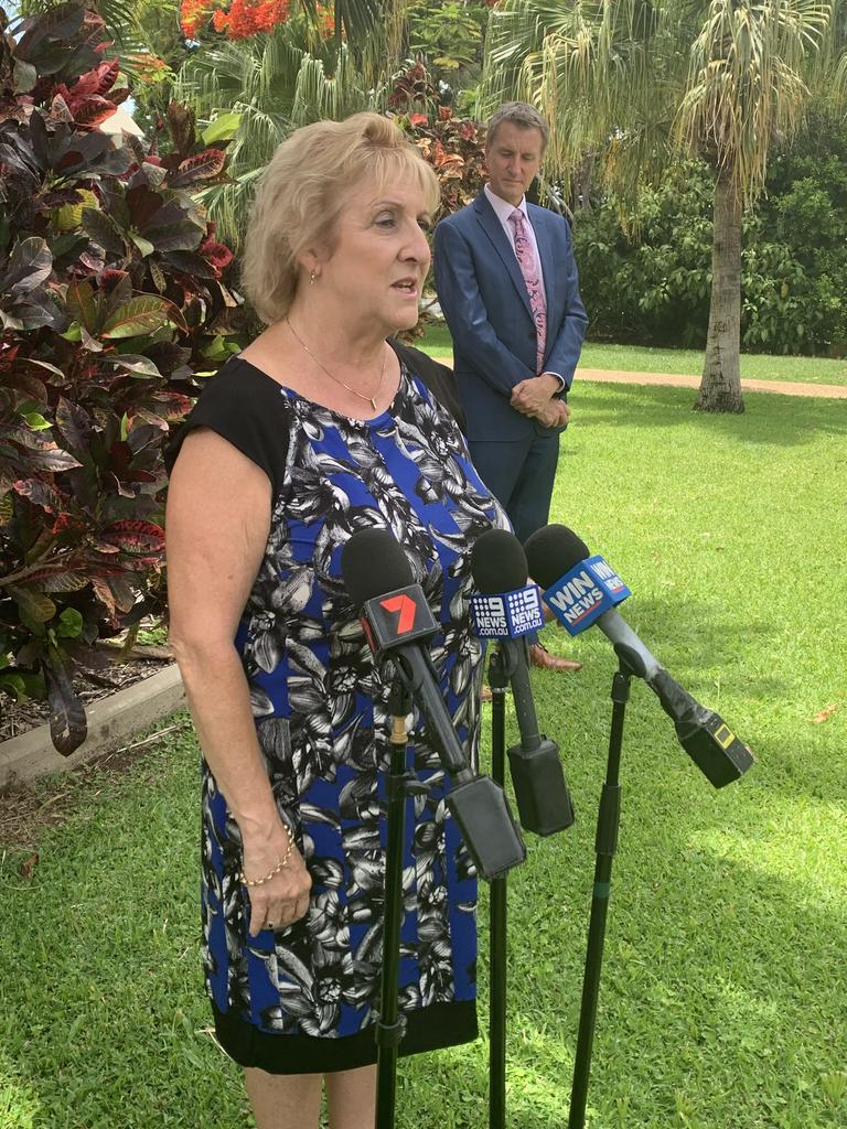 Assistant Minister for Northern Australia Michelle Landry said efforts were being made by her government to speed up the flow of NAIF's money towards worthy projects.