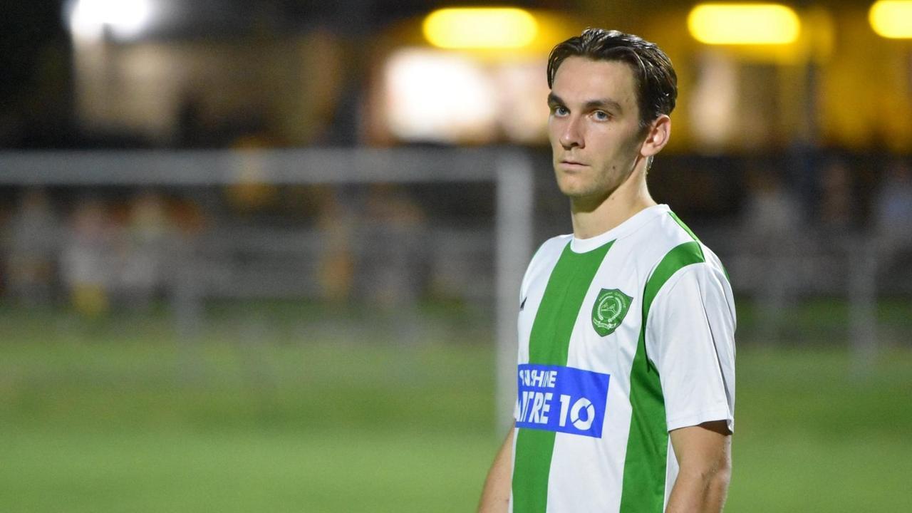 Beerwah Glasshouse player Cameron Nairn
