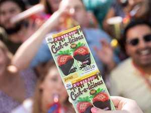 'UNREAL!': Gladstone tradie wins $25k on first scratchie