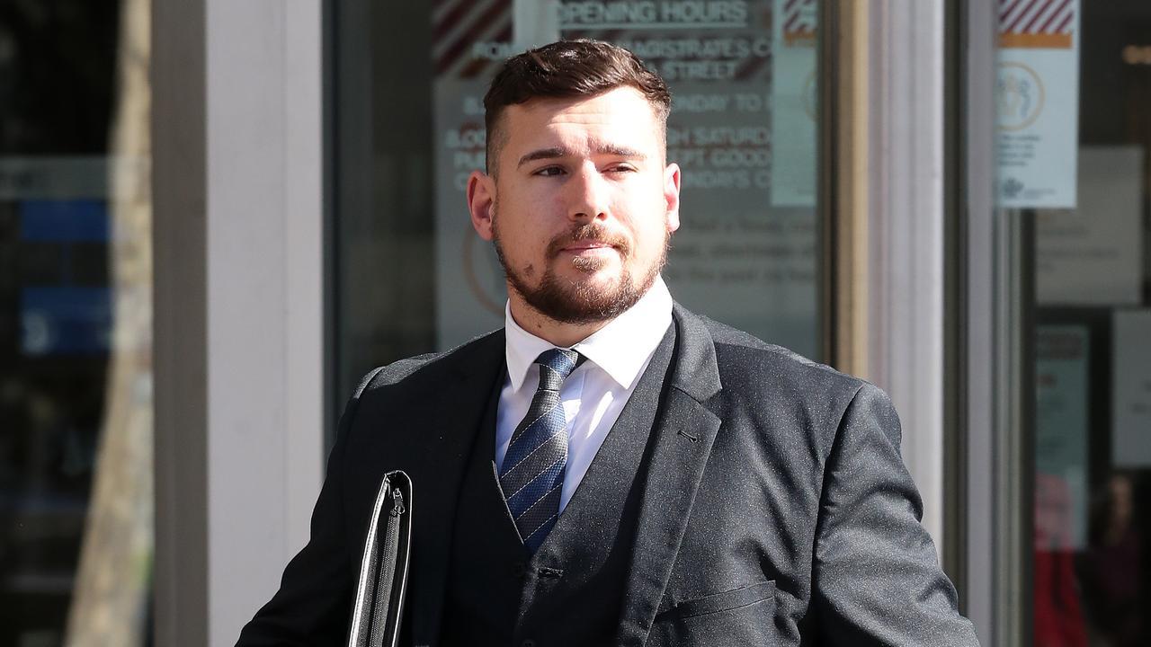 Lawyer Corey Cullen. Picture: Liam Kidston