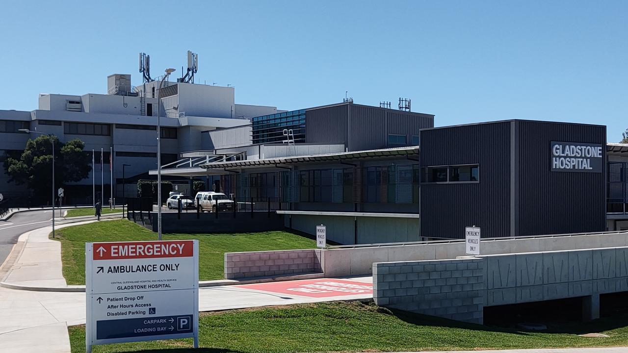 Gladstone Hospital.