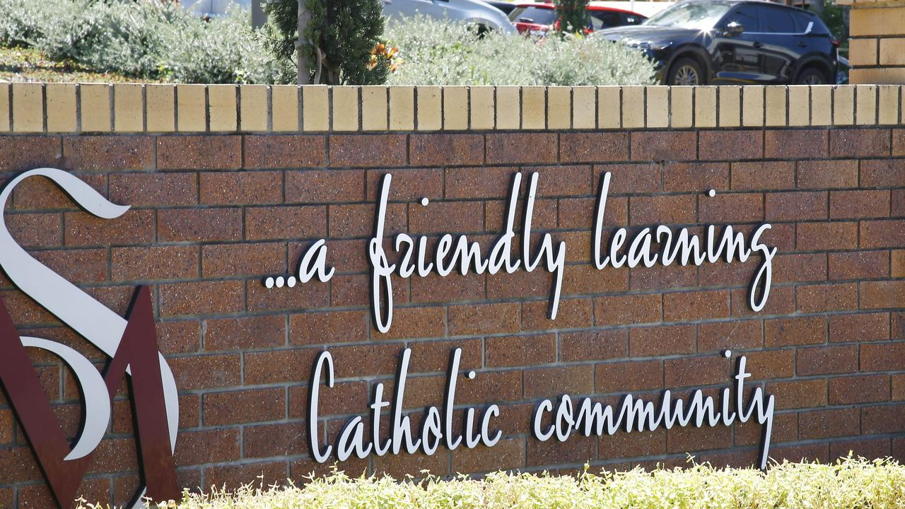 """A friendly learning Catholic community"". Picture: Tertius Pickard"