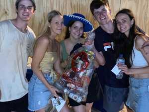 Schoolies rewarded for their bun-real behaviour