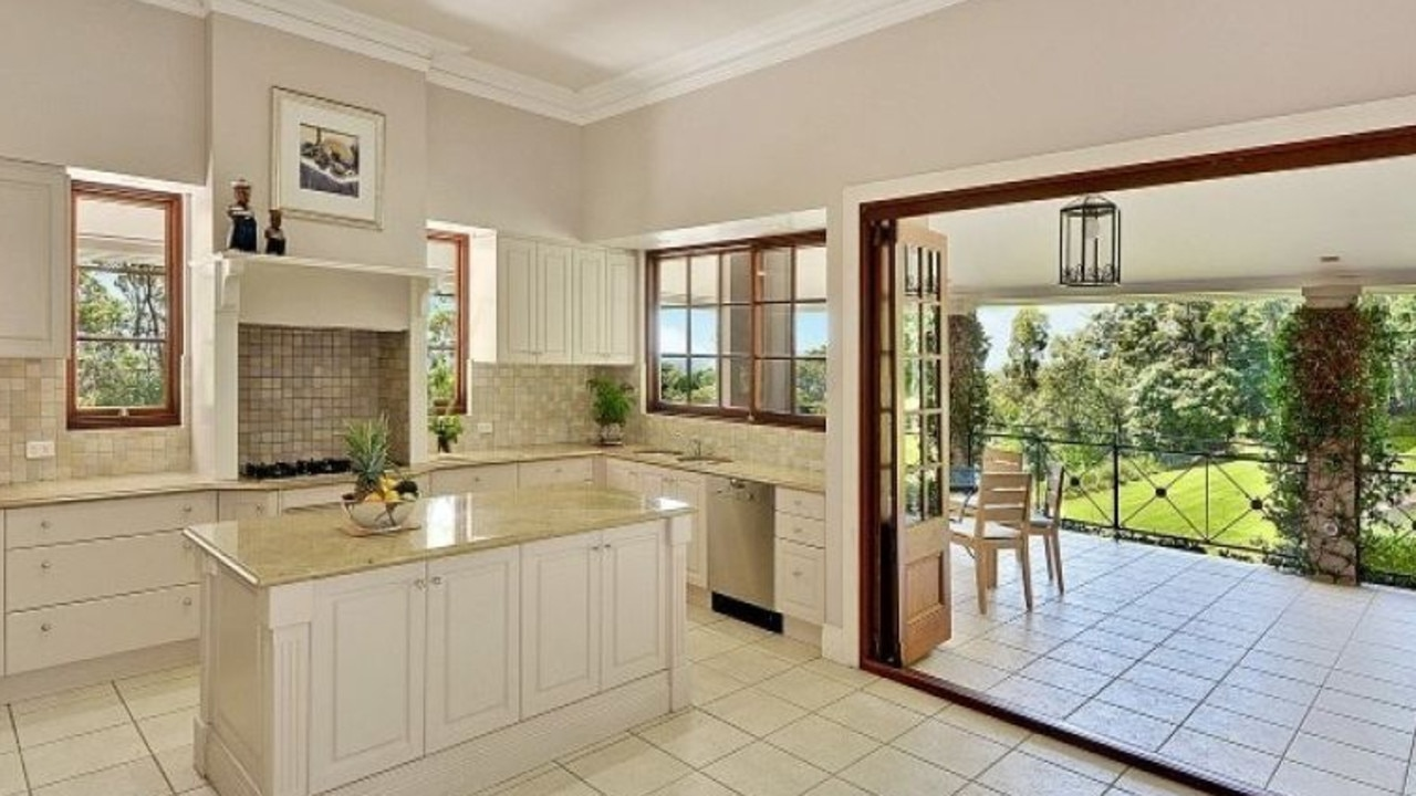 The listing comes amid a boom of property sales on the Sunshine Coast. Picture: Real Estate.com
