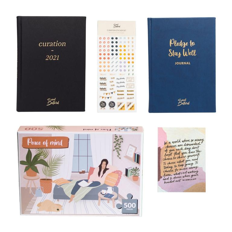 Save 20 per cent off Saint Belford's stationary on bundles. Picture: Supplied