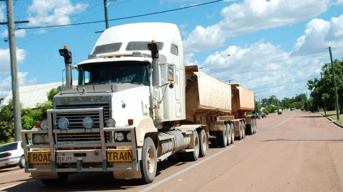More heavy vehicles travelling on Barcaldine roads