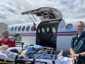 QAS donation reaches Flying Doctor patients in Kingaroy