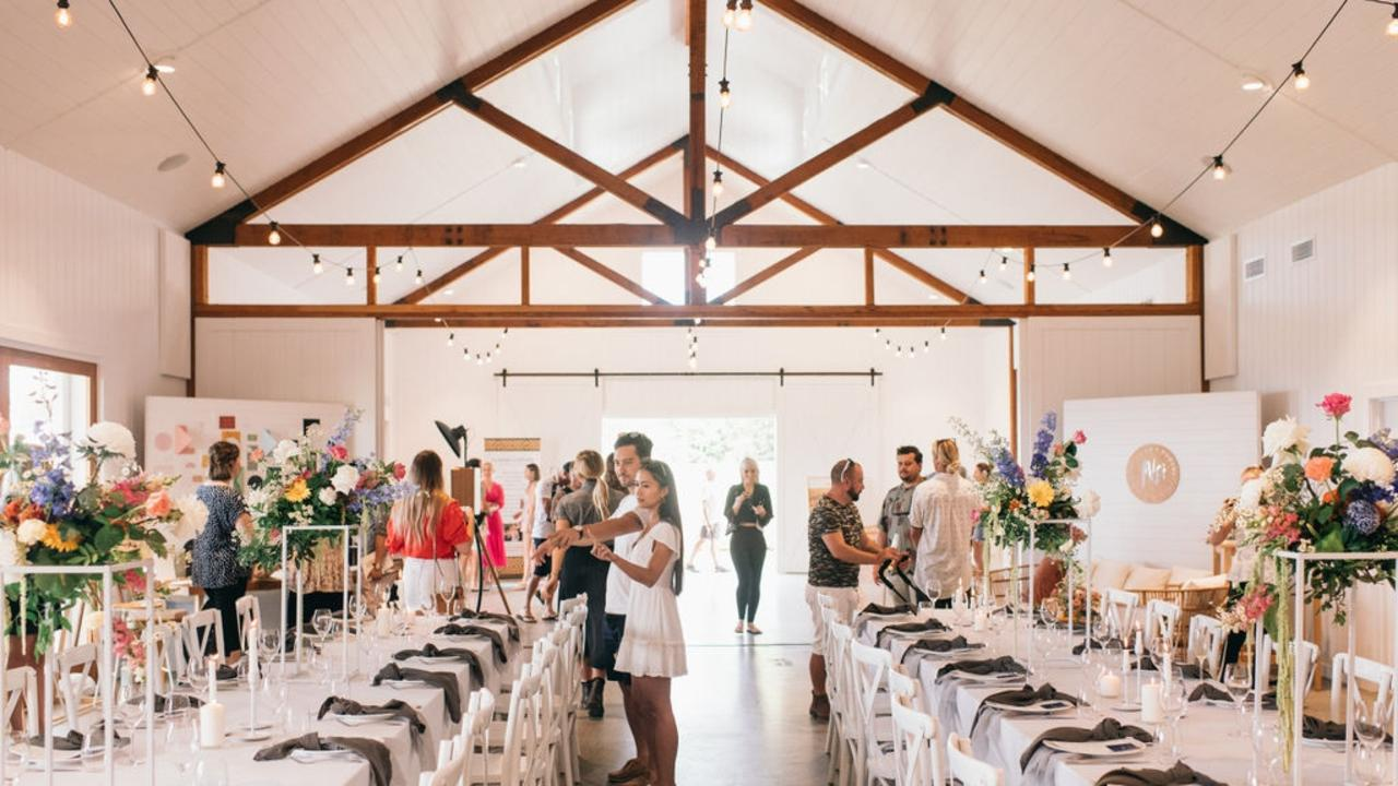Tweed Coast Wedding Trail is back this summer in 2021 hot on the heels of a successful event this year. Photo: Figtree Wedding Photography