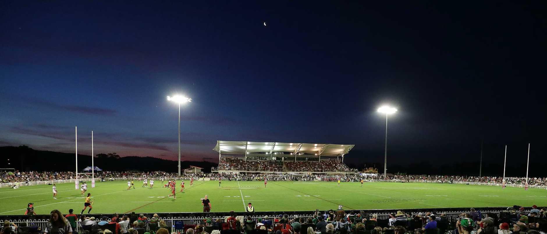 NRL to take six regular season games to regional NSW in 2021