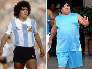 'Troubled genius' Maradona dead at 60