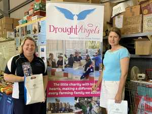 Support packages for Kids of drought affected families