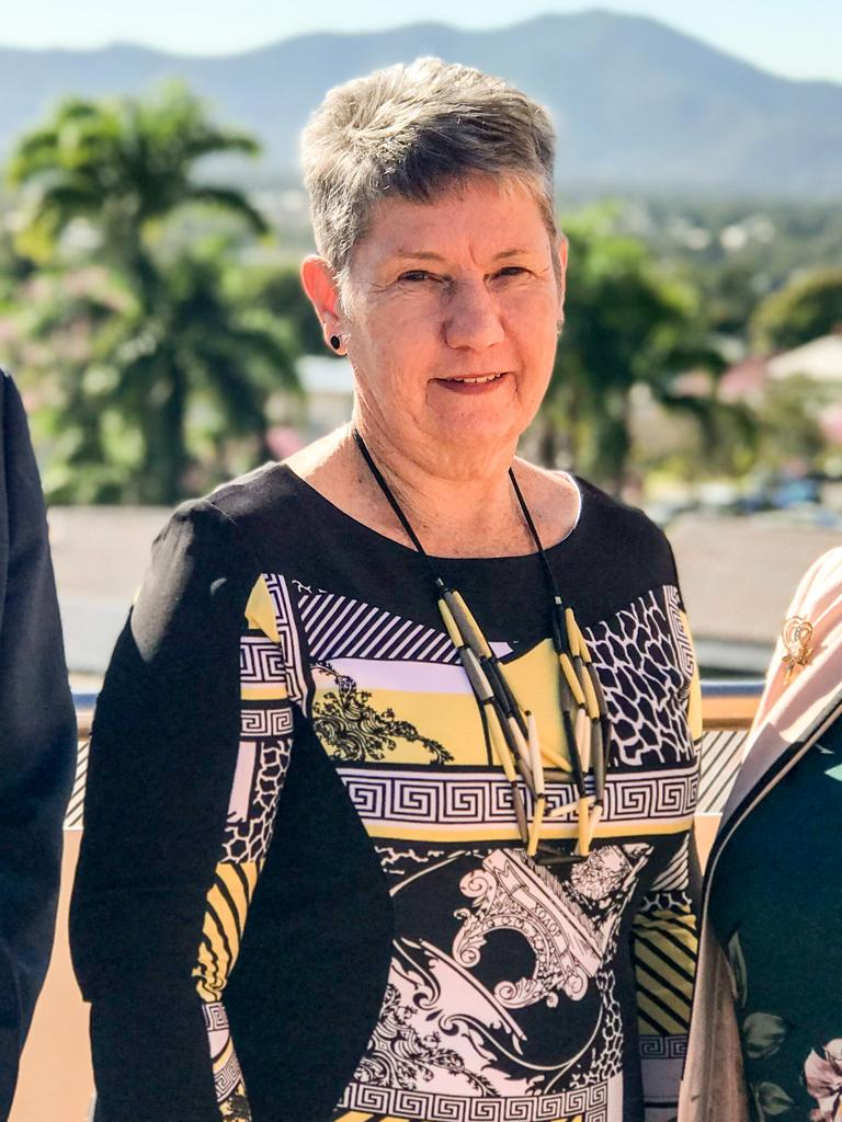 Mercy Health and Aged Care's Lesley Schneider