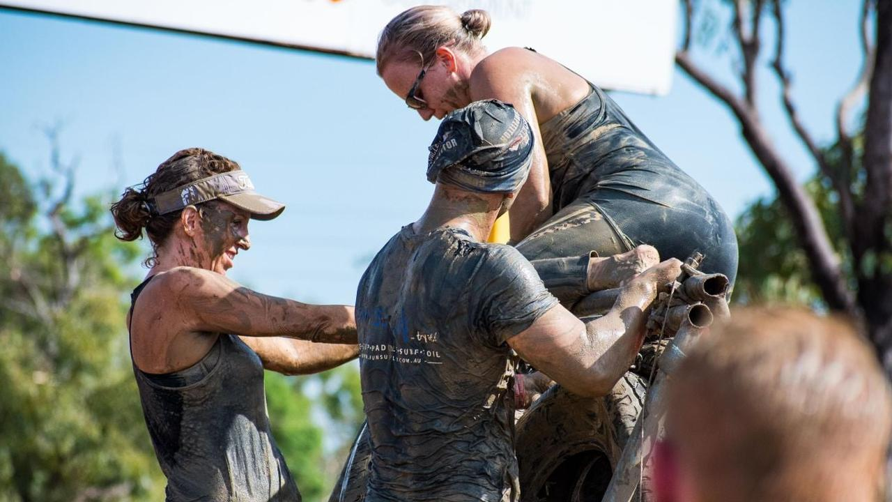 More than 700 people will take on Obstacle Hell Rocky 2020 at Six Mile Raceway on Saturday. Photo: Contributed by Obstacle Hell