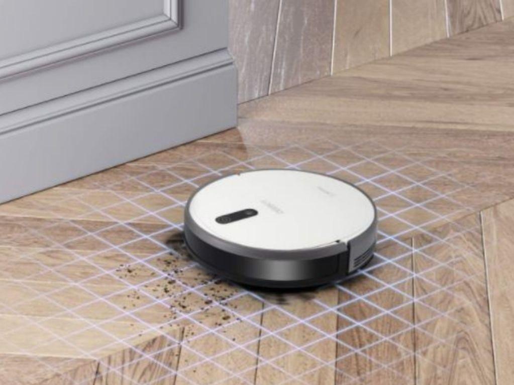 The ECOVACS DEEBOT 710 Smart Robotic Vacuum Cleaner