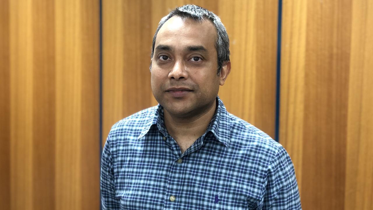 CQ Health Public Health director Dr Gulam Khandaker.