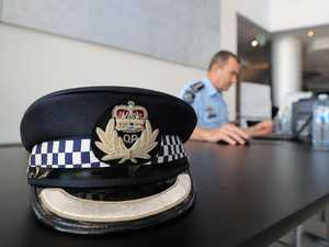 Qld cops in isolation after Covid man tried to escape