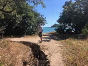 4WD damage prompts plan to preserve Frog Rock