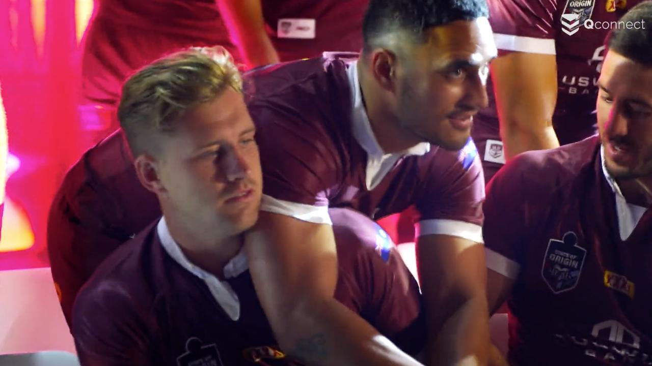 Cameron Munster was in desperate need of a cuddle.
