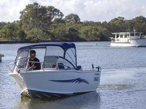 Woman injured at Boyne Island boat ramp