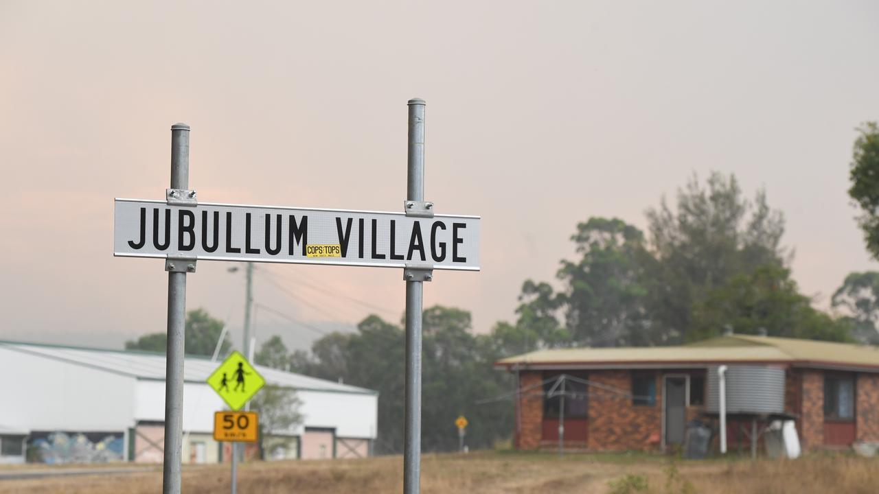 Jubullum Village.