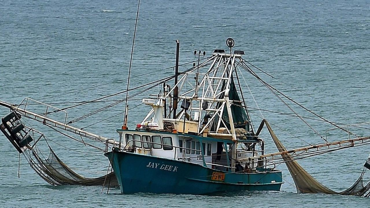 Peter Duncan pleaded guilty in Bundaberg Magistrates Court to two offences after his trawler passed through a scientific zone on the Great Barrier Reef.