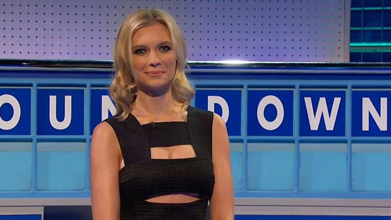 Countdown host Rachel Riley. Picture: Facebook